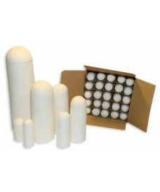 Caixa 25 cartutxos extracció 41x123 mm