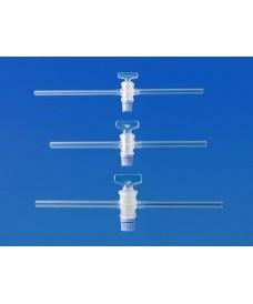 Llave vidrio 14.5 tubo 9 mm paso 2.5