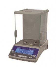 120g Analytical Balance Draft Shield Internal Calibration