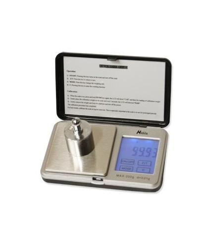 Balanza de bolsillo 500 g serie 5043 precisión 0.1 g