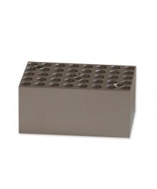 Bloc metàl·lic 40 tubs 0,2 ml