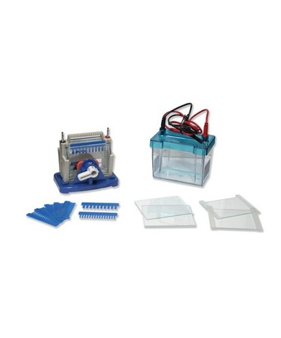 Cubeta electroforesis vertical 82x82 mm