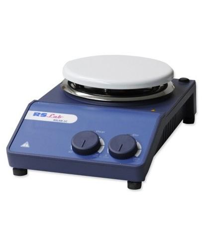 Agitador magnético analógico con calefacción 1C
