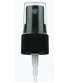 Pompe spray noir à vis PP28