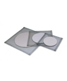 Toile métallique 20x20 cm avec disque céramique