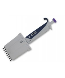 8 Channels Variable Volume Pipette, 5-50 µl