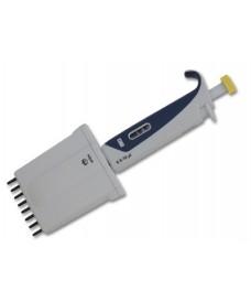 Pipeta volumen variable 30-300 µl con 8 canales