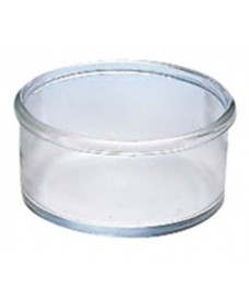 Cristal·litzador amb vora 150 mm