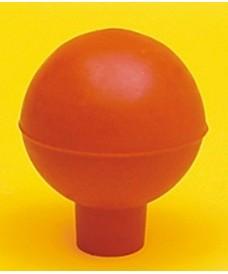 Pera goma esférica para pipetas 5 ml