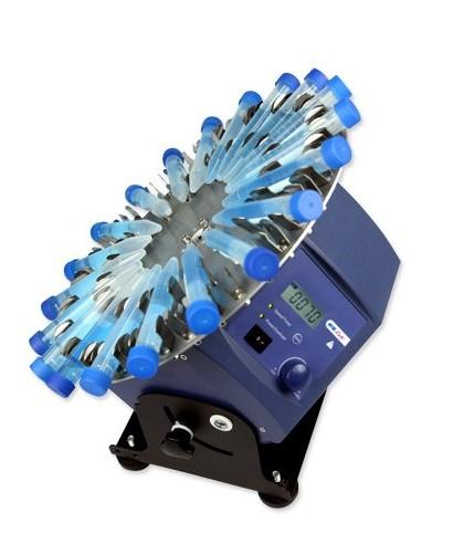 Agitador rotatorio digital 9 disco