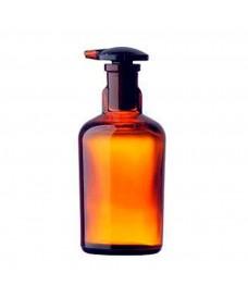 Flascó 100 ml comptagotes topazi tap vidre