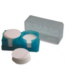 Filtres à membrane 25 mm pore 0,80 µm