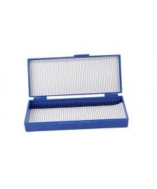 Boîte en plastique pour 50 lames
