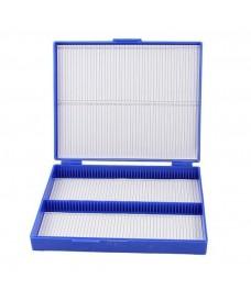Caja de plástico 100 preparaciones