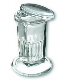Cubeta per a tinció de vidre Coplin 5 portaobjectes