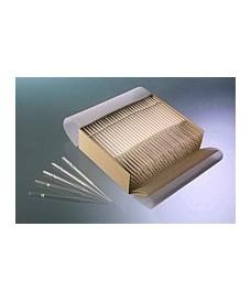 Caja 250 pipetas Pasteur vidrio 150 mm largo