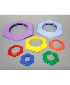 Protective Collars for Measuring Cylinders, 50 ml