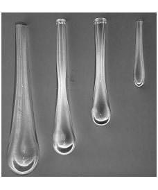 160 mm Glass Pestle