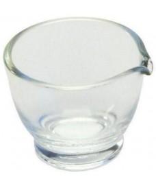 Mortero 150 mm sin mano vidrio soda