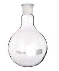 Matraz esférico 2.000 ml fondo redondo boca esmerilada 29/32