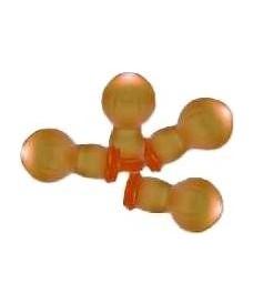 Tétine pour pipettes Pasteur latex caoutchouc balle
