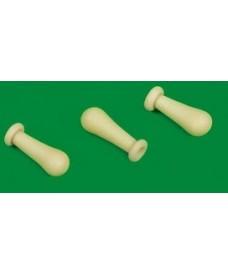 Tetina per a pipeta Pasteur goma làtex petita