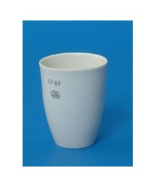 Crisol porcelana 50x62 mm 70 ml 3/50