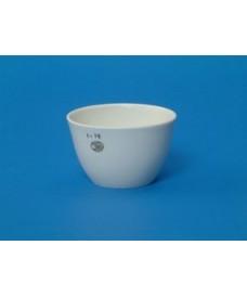 Crisol de porcelana de forma baja 62 ml