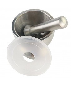 120 mm Stainless Steel Mortar & Pestle