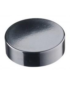 Couvercle à vis bakélite noire pour pot 30 ml