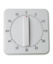 Minuteur mécanique, 0-60 minutes
