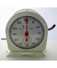 Minuteur mécanique en métal, 0-60 minutes