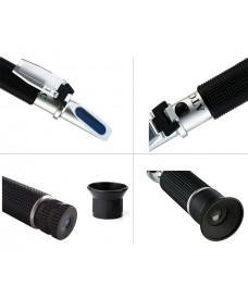 ATC 0-32%Brix & 1000-1130 SG Beer Optical Refractometer