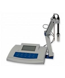 Conductímetro digital de sobremesa de laboratorio