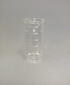 500 mL Graduated Glass Funnel for 47 mm Membrane Filtration