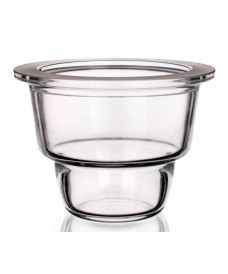 Cuerpo de vidrio para desecador 300 mm