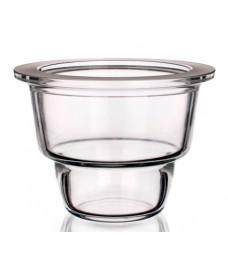 Cos de vidre per a dessecador 250 mm