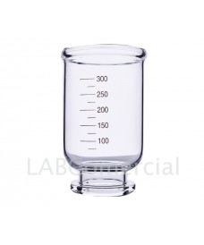 300 mL Graduated Glass Funnel for 47 mm Membrane Filtration