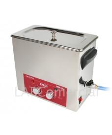 Bany d'ultrasons analògic sense calefacció 0.8 litre