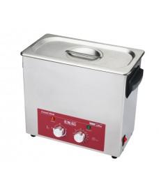 Baño de ultrasonidos con calefacción 6 litros