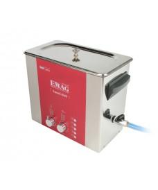 Baño de ultrasonidos digital con calefacción 6 litros