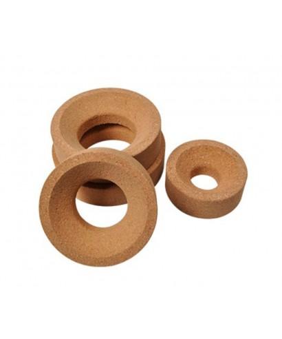Soporte corcho 120 mm para matraz de 500 ml y 1000 ml