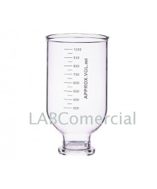 1000 mL Graduated Glass Funnel for 47 mm Membrane Filtration