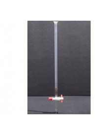 25 ml Graduated Burette with PTFE Straight Stopcock Class AS