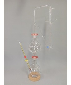 1000 mL Laboratory Quality Steam Distillation Equipment for Essential Oils