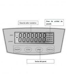Balança 2000 g precisió 0,01 g