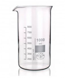 2000 ml Tall Form Glass Beaker