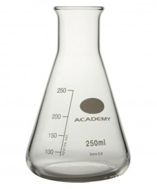 Fioles Erlenmeyer 50 ml col large