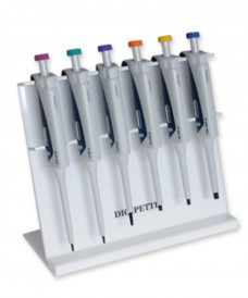 6-Place Automatic Pipettes Stand