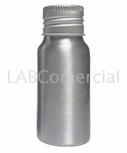 30ml Aluminium Bottle with 24mm Screw Cap